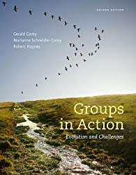 Groups in Action: Evolution and Challenges (with Workbook, CourseMate with DVD, 1 term (6 months) Printed Access Card) (HSE 112 Group Process I) by Gerald Corey (2013-01-01)