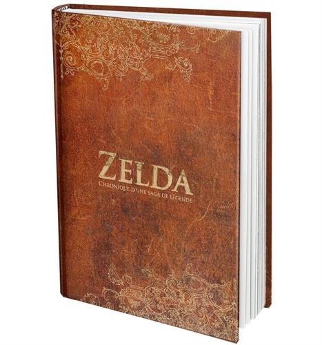 Zelda: Chronique d'une saga légendaire. par Mehdi El Kanafi