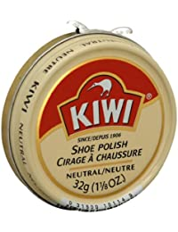 Kiwi Shoe Polish, Neutral, 32g (Pack of 12)