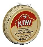 Kiwi Shoe Polish, Neutral, 32g (Pack of 12)