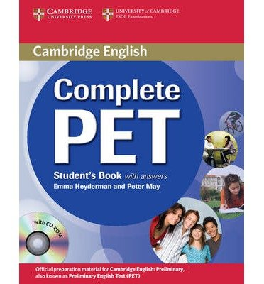 Complete PET Student's Book with Answers with CD-ROM (Complete) (Mixed media product) - Common