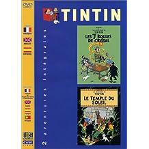 Les Aventures de Tintin : Les 7 boules de cristal / Le Temple du soleil
