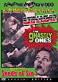 Ghastly Ones & Seeds of Sin [DVD] [Region 1] [US Import] [NTSC]
