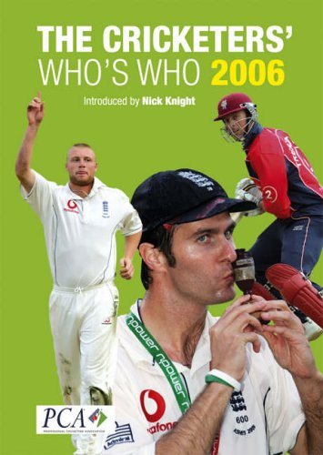 Cricketer's Who's Who 2006