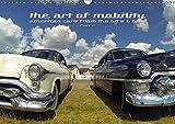 The art of mobility - american cars from the 50s & 60s (Part 2) (Wandkalender 2019 DIN A3 quer): Das Desgin amerikanischer Straßenkreuzer aus der ... 14 Seiten (CALVENDO Mobilitaet)