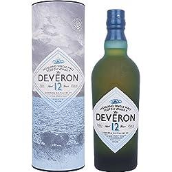 The Deveron Single Highland Malt Whisky 12 Jahre - 1 x 0.7 l