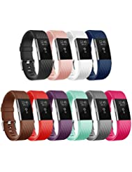 Vancle Band für Fitbit Charge 2, Sonder Edition Anpassbare Ersatzarmbänder für Fitbit Charge 2(Kein Tracker)