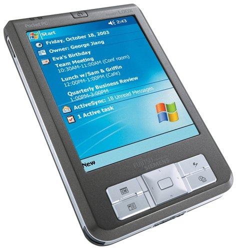 Fujitsu Siemens Pocket Loox 410 BT Handheld PDA mit Bluetooth Fujitsu Pda