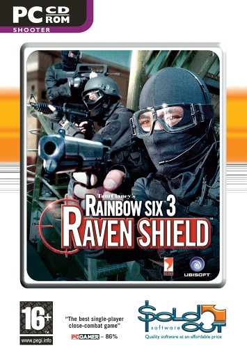 Rainbow Six 3: Raven Shield (PC CD) [Edizione: Regno Unito]
