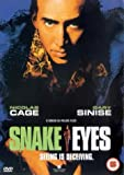 Snake Eyes [DVD] [1998]