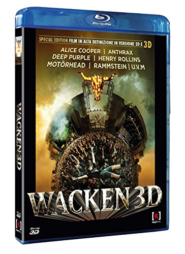Warner Bros. Entertainment Brd wacken 3d (2d+3.d)