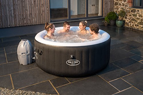 Bestway Lay-Z-Spa Miami Whirlpool, 180 x 66 cm - 4