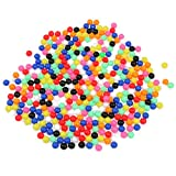 #6: Imported 1000pcs 8mm Colorful Round Beads Fishing Lures Fishing Bead Tackle Tools
