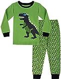 MOMBEBE COSLAND Kids Boys Pyjamas Sets Long Sleeve Sleepwear