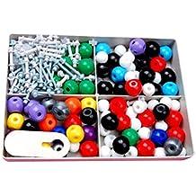 Un Set de Modelo de Molecular de Química Orgánica E Inorgánica