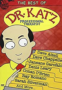 Dr Katz: The Best of Dr Katz [DVD] [2008] [Region 1] [US Import] [NTSC]