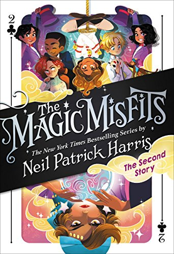 The Magic Misfits: The Second Story (English Edition) eBook ...