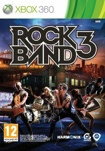 Rockband 3 (xbox 360)