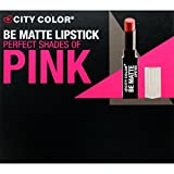 Best city color lipstick - 6PC City Color Matte Lipstick Perfect shades of Review