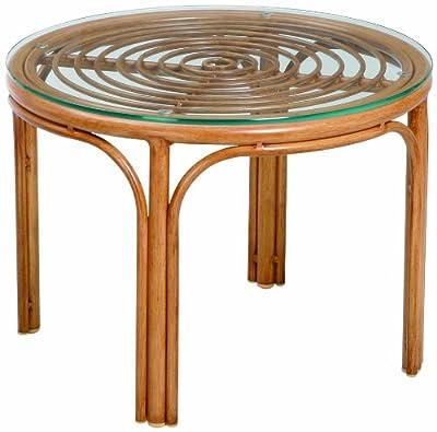BEST 42051611 Lounge-Tisch Bayon rund, Durchmesser 60 cm