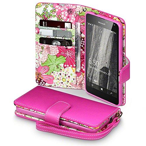 terrapin-premium-di-cuoio-del-raccoglitore-per-microsoft-lumia-650-cover-pelle-colore-rosa-giglio-fl