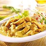 Besser Hähnchen Geschnetzeltes in Curryrahmsauce; 2 x 300 g