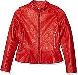 Mayoral 6416, Chaqueta de Uniforme para Niños, Rojo, One Size (Tamaño del fabricante:10)