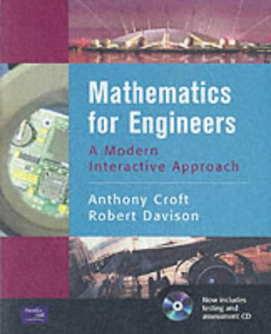 Mathematics for Engineers (with CD): A Modern Interactive Approach