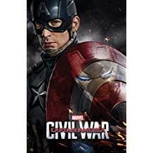 MARVEL'S CAPTAIN AMERICA: CIVIL WAR - THE ART OF THE MOVIE