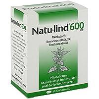 Natulind 600 mg überzogene Tabletten 50 stk preisvergleich bei billige-tabletten.eu