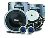 Audiobahn ABC 5002 5.25 inch (13cm) 2-Way Carbon Compo system 160W RMS 320W MAX