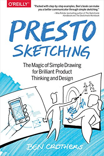 Presto Sketching por Ben Crothers