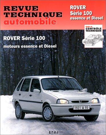 Revue technique automobile Rover serie 100 : essence et diesel par ETAI