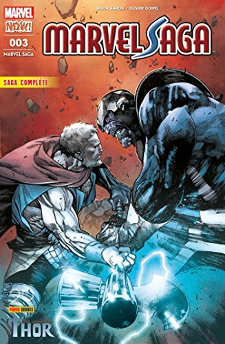 Marvel Saga nº3, Livres