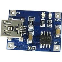 Yeeco Micro USB 4.5V 5.5V 1A Litio Lipo Batería Cargador Módulo