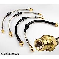 Bremsschlauch Bremsleitung FEBI BILSTEIN 14042 Vorderachse beidseitig mm