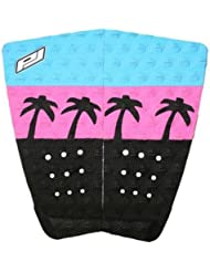 TAIL PAD 2 PIECES MICRODOT THE VICE BLUE/PINK/BLACK