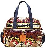 Fossil ZB4784 Key-Per Weekender Ladies Bag Safari