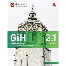 GIH 2 VALENCIA (HIST MED/MOD/GEO+SEP GEO ) AULA 3D: 000003 - 9788468236773