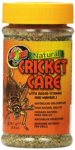 Zoo Med Natural Cricket Care 57grm Test
