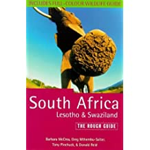 The Rough Guide South Africa: Lesotho and Swaziland