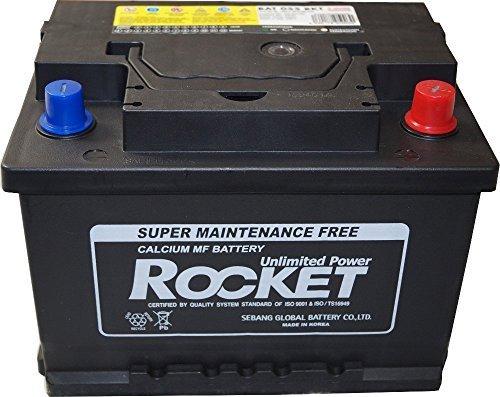 Preisvergleich Produktbild Rocket BAT055RKT Starterbatterie, 12V 55Ah 510A B3/B4