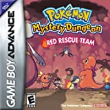 Pokemon Mystery Dungeon Red Rescue Team by Nintendo