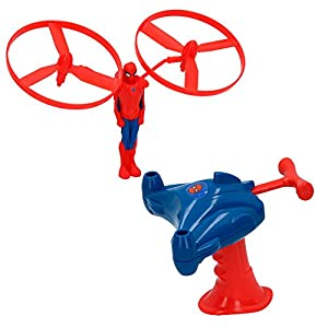 Eolo - Helix Flyer lanzador Spiderman (ColorBaby 43931)