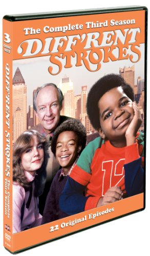 Diff'rent Strokes: Season 3 [DVD] [Region 1] [US Import] [NTSC]