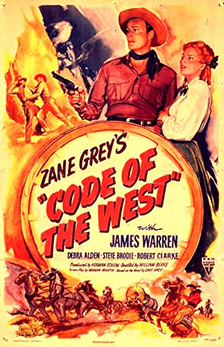 Code of the West (English Edition)