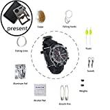 16 In 1 Survival Armbanduhr SHKAX