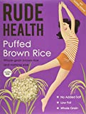 Rude Health Foods Puffed Rice 225 g (Pack of 4)
