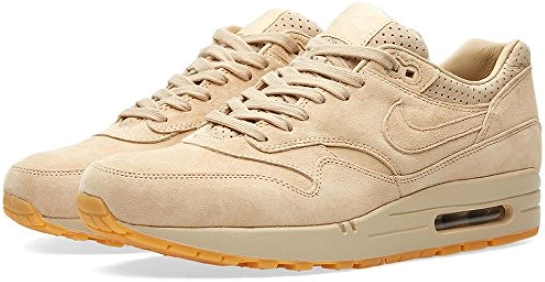 Nike - Zapatillas de Piel para mujer Beige Linen / Linen-Gum / Light Brown / Oatmeal