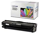 Liondo XXL Toner mit Hoher Reichweite Kompatibel zu Samsung MLT-D111S/ELS Samsung Xpress M2026W M2022W M2022 M2070W M2070FW M2020 M2000 - Schwarz